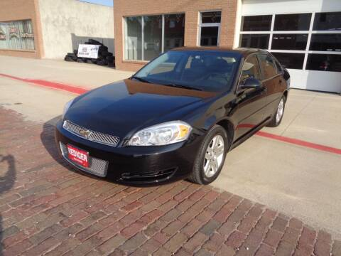 2012 Chevrolet Impala for sale at Rediger Automotive in Milford NE