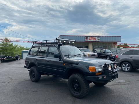 1994 Toyota Land Cruiser for sale at FIESTA MOTORS in Hagerstown MD