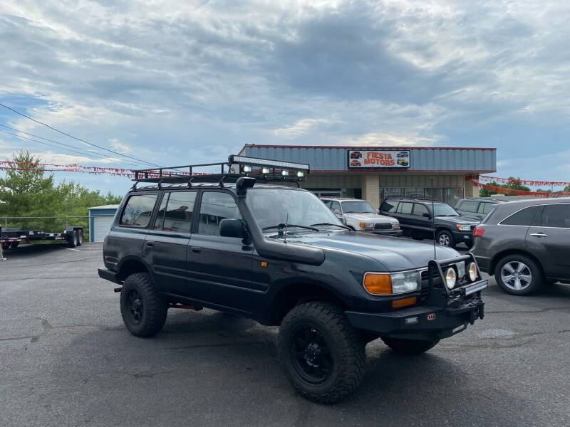 1994 Toyota Land Cruiser for sale in Hagerstown, MD