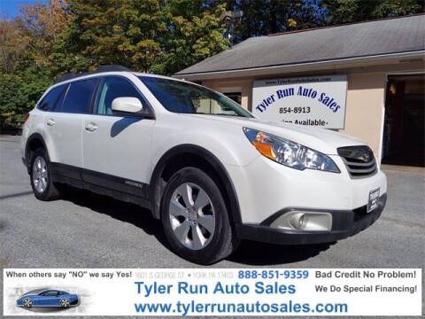 2011 Subaru Outback for sale at Tyler Run Auto Sales in York PA