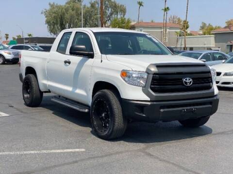 2017 Toyota Tundra for sale at Brown & Brown Wholesale in Mesa AZ