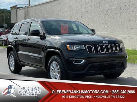 2018 Jeep Grand Cherokee for sale at Ole Ben Franklin Motors Clinton Highway in Knoxville TN