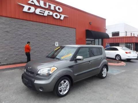 2011 Kia Soul for sale at Auto Depot of Smyrna in Smyrna TN