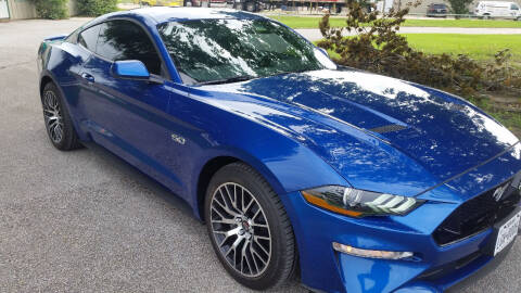 2018 Ford Mustang for sale at Haigler Motors Inc in Tyler TX