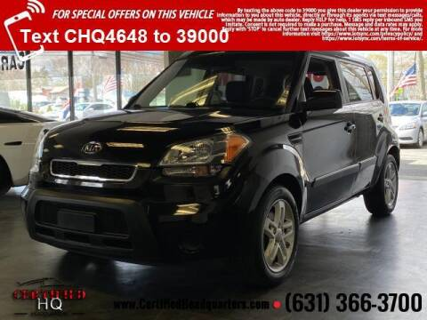 2011 Kia Soul for sale at CERTIFIED HEADQUARTERS in St James NY