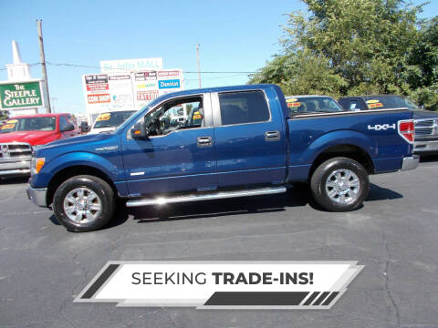 2012 Ford F-150 for sale at Triple M Motors in Saint John IN