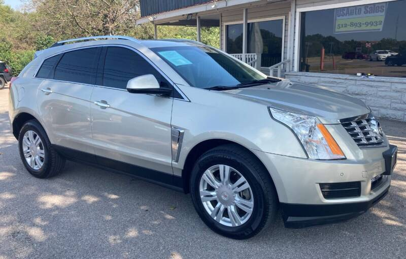 2014 Cadillac SRX for sale at USA AUTO CENTER in Austin TX