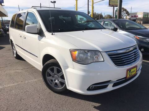 2011 Chrysler Town and Country for sale at New Wave Auto Brokers & Sales in Denver CO