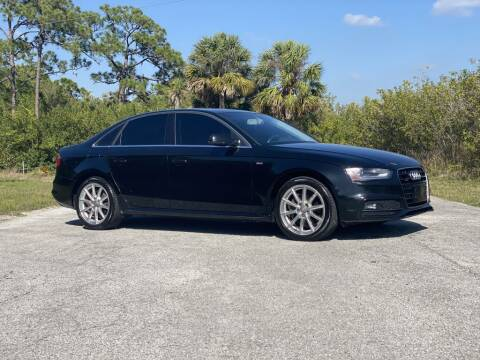 2014 Audi A4 for sale at D & D Used Cars in New Port Richey FL