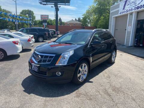 2011 Cadillac SRX for sale at 1st Quality Auto in Milwaukee WI