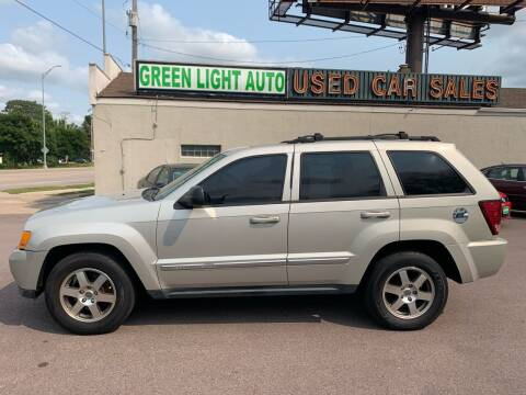 2009 Jeep Grand Cherokee for sale at Green Light Auto in Sioux Falls SD