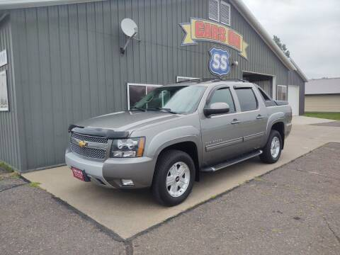 2012 Chevrolet Avalanche for sale at CARS ON SS in Rice Lake WI