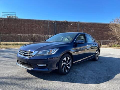 2015 Honda Accord for sale at RoadLink Auto Sales in Greensboro NC