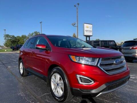 2018 Ford Edge for sale at Dunn Chevrolet in Oregon OH