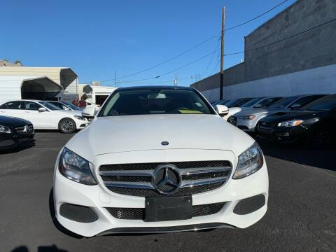 2016 Mercedes-Benz C-Class for sale at Auto Center Of Las Vegas in Las Vegas NV