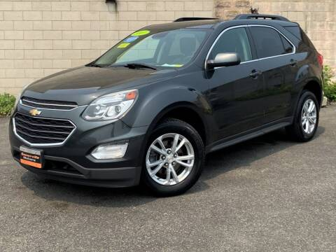 2017 Chevrolet Equinox for sale at Somerville Motors in Somerville MA