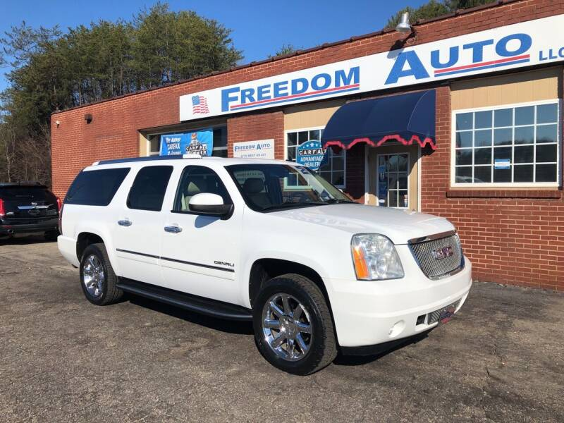 2011 GMC Yukon XL for sale at FREEDOM AUTO LLC in Wilkesboro NC
