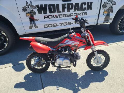 2021 SSR 70 for sale at WolfPack PowerSports in Moses Lake WA