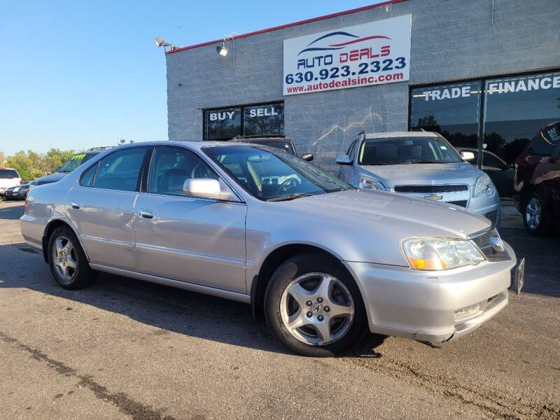 2002 Acura TL for sale at Auto Deals in Roselle IL