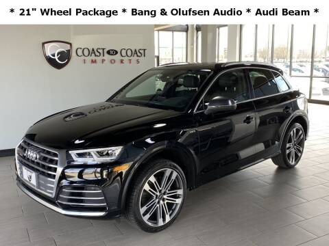 2018 Audi SQ5 for sale at Coast to Coast Imports in Fishers IN