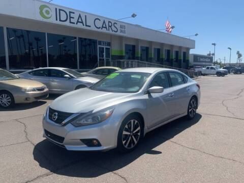 2017 Nissan Altima for sale at Ideal Cars in Mesa AZ