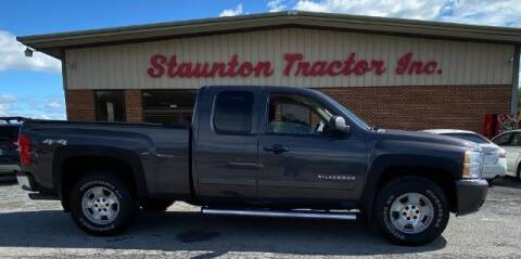 2011 Chevrolet Silverado 1500 for sale at STAUNTON TRACTOR INC in Staunton VA