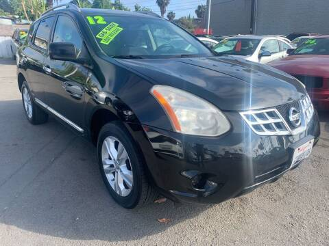 2012 Nissan Rogue for sale at North County Auto in Oceanside CA