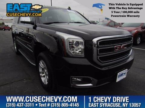 2015 GMC Yukon XL for sale at East Syracuse Performance Sales & Service in Syracuse NY