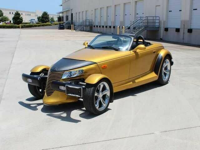 2002 Chrysler Prowler for sale at All Around Automotive Inc in Hollywood FL