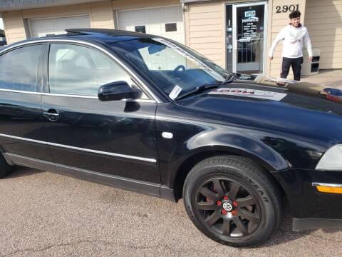 2001 Volkswagen Passat for sale at Gordon Auto Sales LLC in Sioux City IA