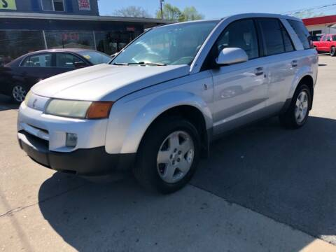 2005 Saturn Vue for sale at Wise Investments Auto Sales in Sellersburg IN