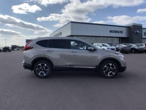 2017 Honda CR-V for sale at Schulte Subaru in Sioux Falls SD