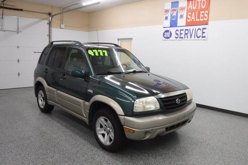 2003 Suzuki Grand Vitara for sale in Tacoma, WA