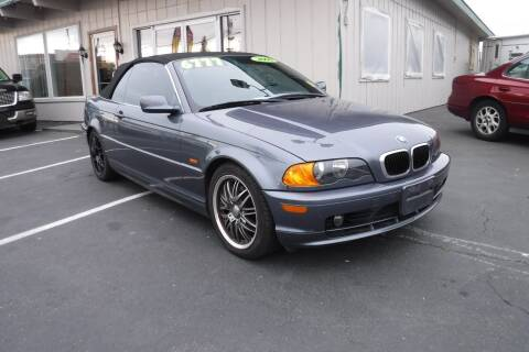 2000 BMW 3 Series for sale at 777 Auto Sales and Service in Tacoma WA