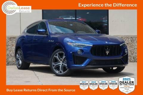 2019 Maserati Levante for sale at Dallas Auto Finance in Dallas TX