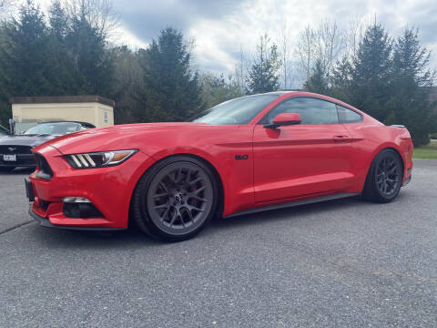 2016 Ford Mustang for sale at R & R Motors in Queensbury NY