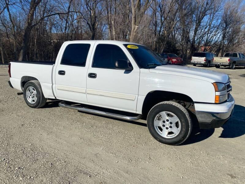 2006 Chevrolet Silverado 1500 for sale at Kansas Car Finder in Valley Falls KS