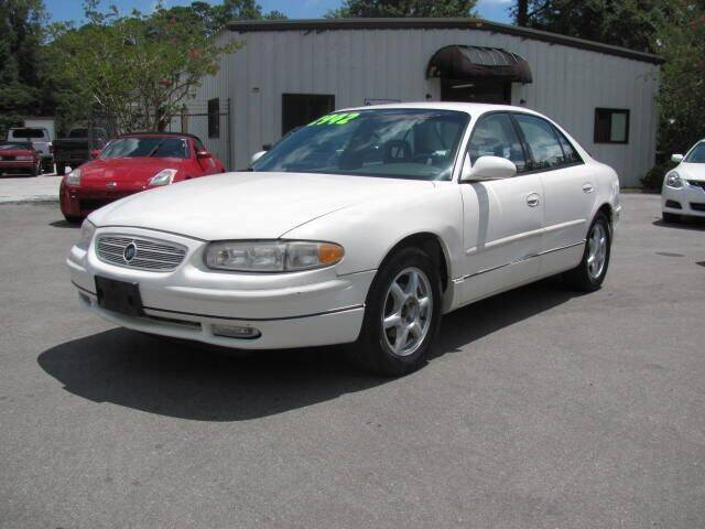2002 Buick Regal for sale at Pure 1 Auto in New Bern NC