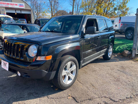 2011 Jeep Patriot for sale at White River Auto Sales in New Rochelle NY