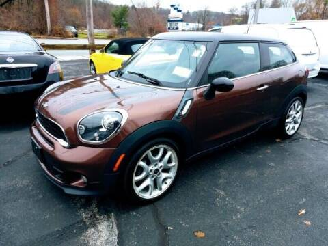 2013 MINI Paceman for sale at 125 Auto Finance in Haverhill MA
