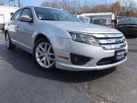 2010 Ford Fusion for sale at Certified Auto Exchange in Keyport NJ
