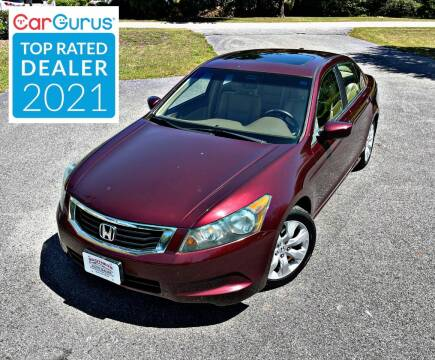 2008 Honda Accord for sale at Brothers Auto Sales of Conway in Conway SC