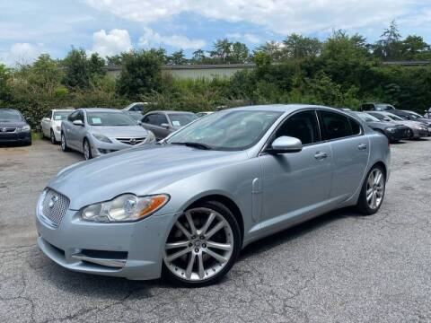 2010 Jaguar XF for sale at Car Online in Roswell GA