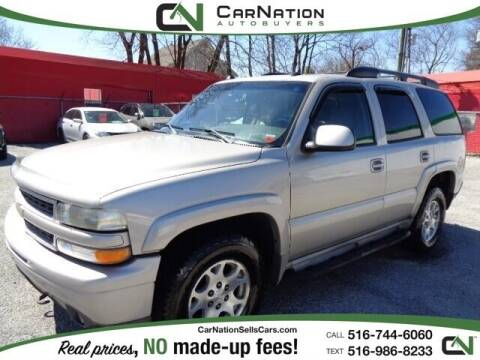 2004 Chevrolet Tahoe for sale at CarNation AUTOBUYERS, Inc. in Rockville Centre NY