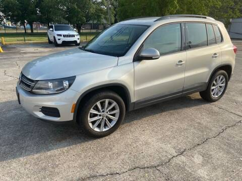 2015 Volkswagen Tiguan for sale at Southeast Auto Inc in Baton Rouge LA