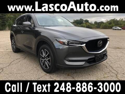 2018 Mazda CX-5 for sale at Lasco of Waterford in Waterford MI