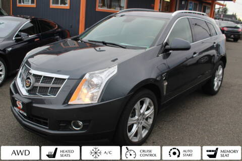 2010 Cadillac SRX for sale at Sabeti Motors in Tacoma WA