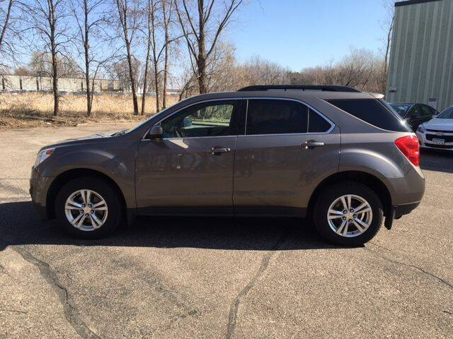 2012 Chevrolet Equinox for sale at AM Auto Sales in Forest Lake MN
