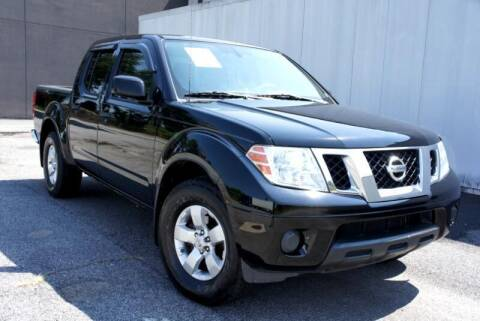 2012 Nissan Frontier for sale at CU Carfinders in Norcross GA