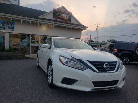2016 Nissan Altima for sale at AME Motorz in Wilkes Barre PA